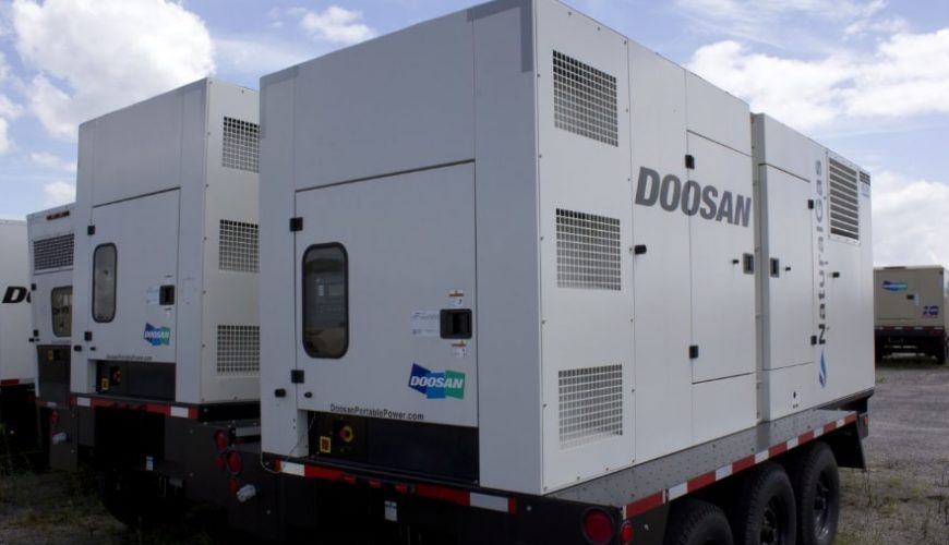 Sole Distributor Genset